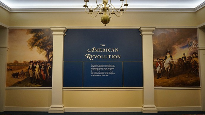The new American Revolution Museum