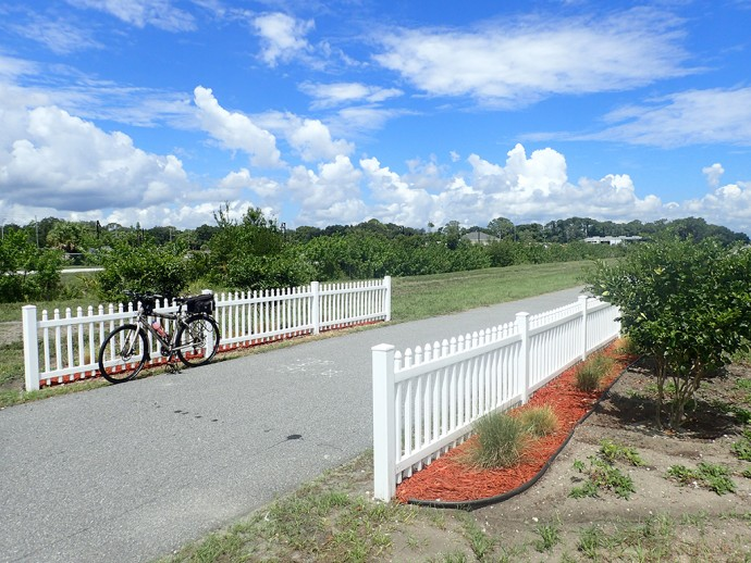 Titusville Bike Path
