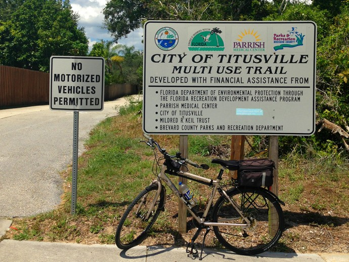 City of Titusville Multi-Use Trail