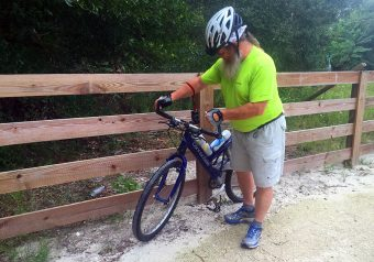 Biking Silver Springs Forest