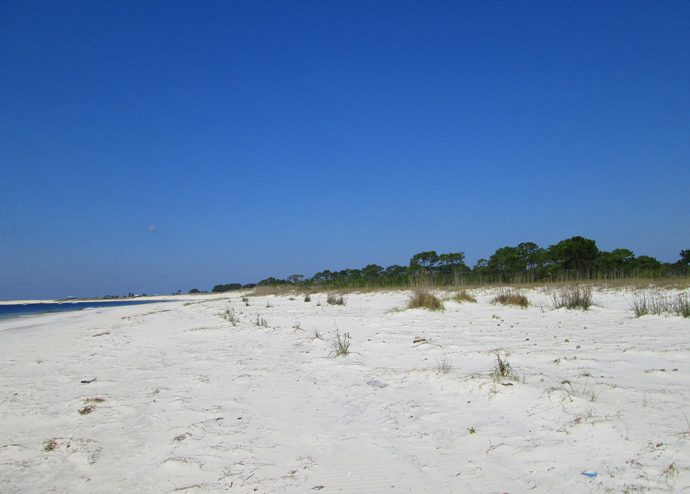 Sandy Point at St. Andrews State Park