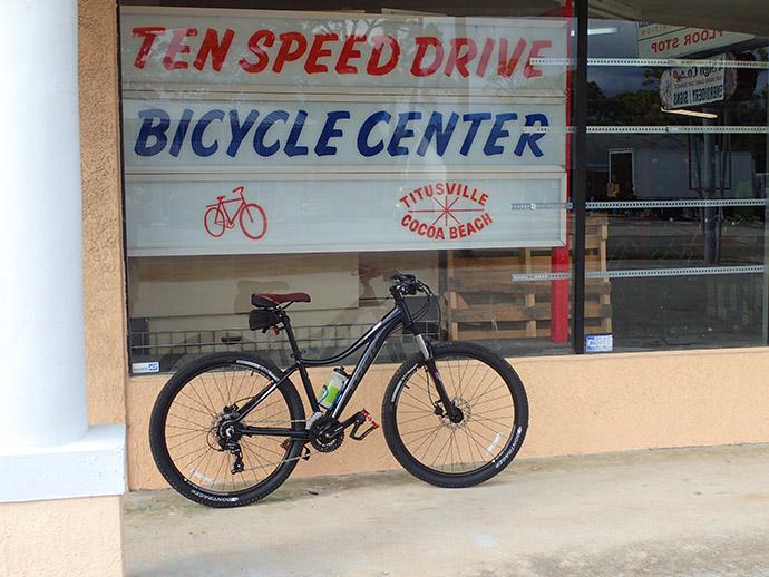 Trek Skye at Ten Speed Drive