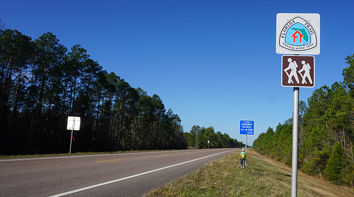 Florida Trail, SR 20