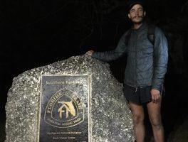 New Florida Trail speed record set