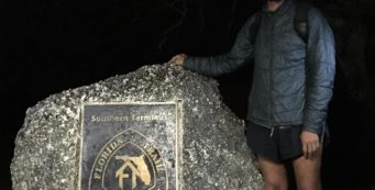 New Florida Trail speed record set