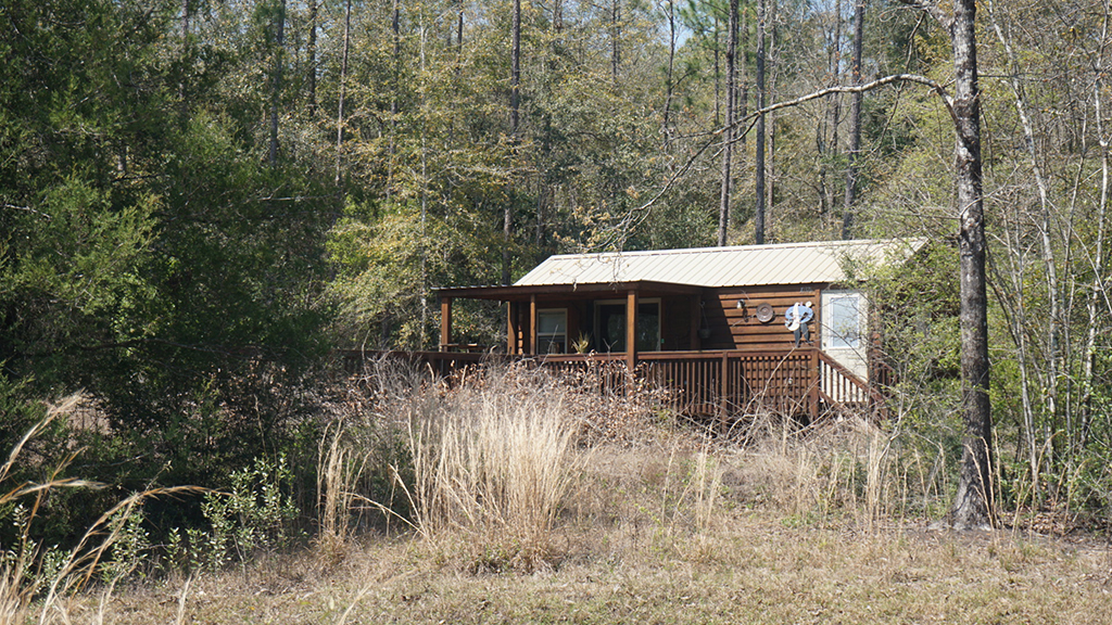 Coldwater Gardens cabin