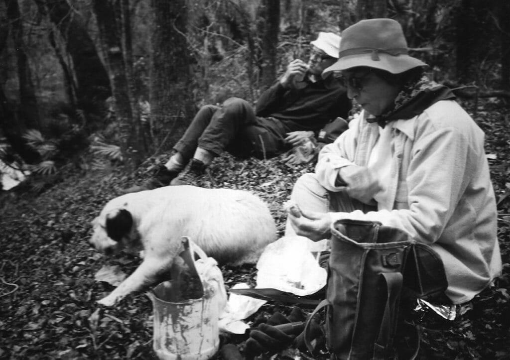 1983 aucilla Florida Trail Margaret Scruggs