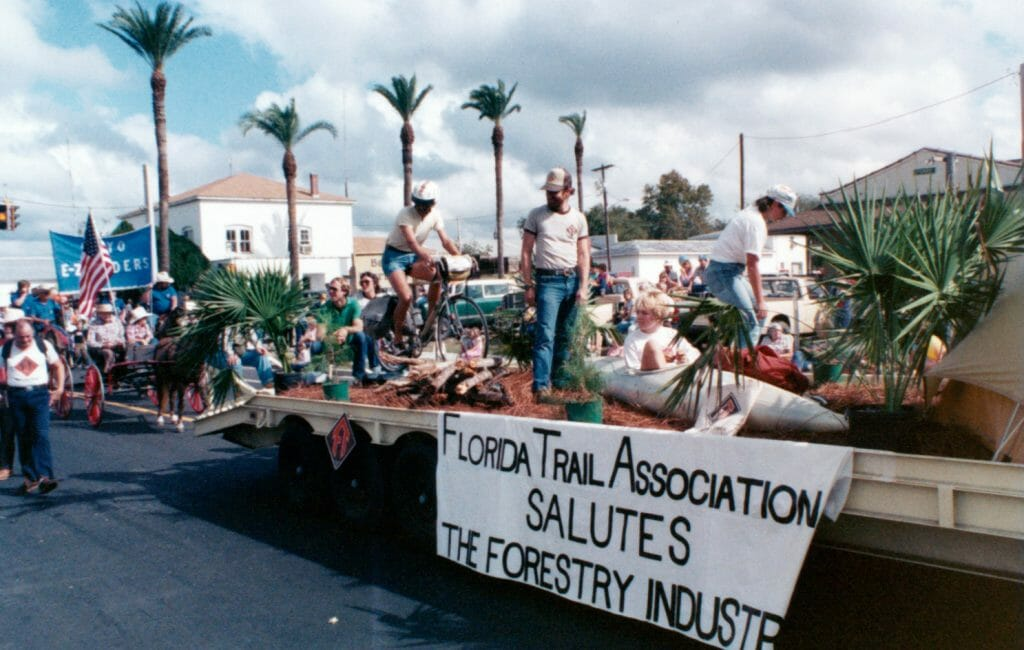 FTA 1984 parade Forestry perry