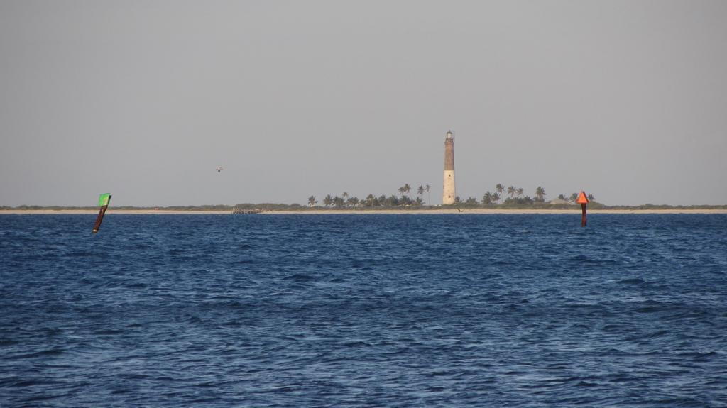 Loggerhead Key lighthouse (Bob Finley)