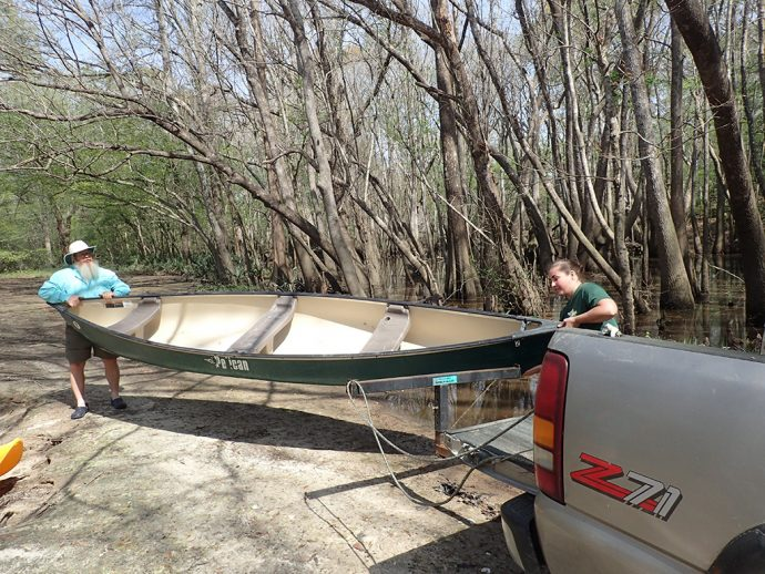 Old Cypress Canoe Rentals