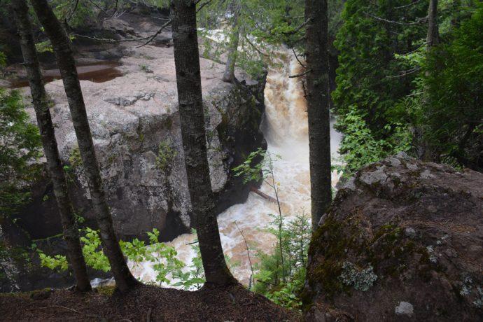 Cascade River Minnesota