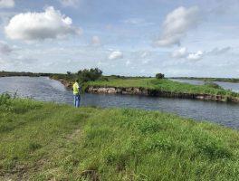 When the levee breaks…
