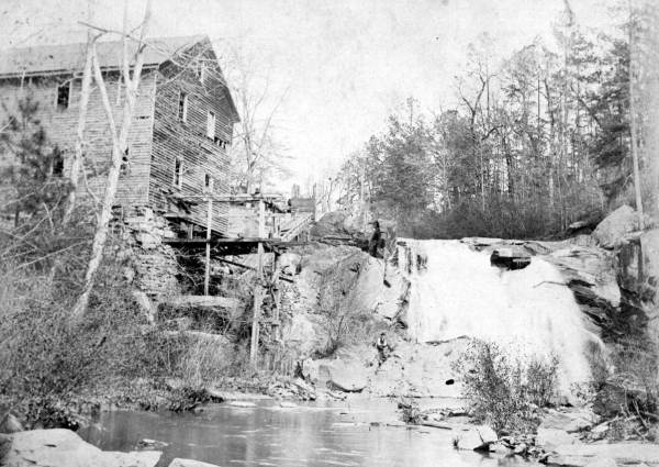 Mill at Blue Spring