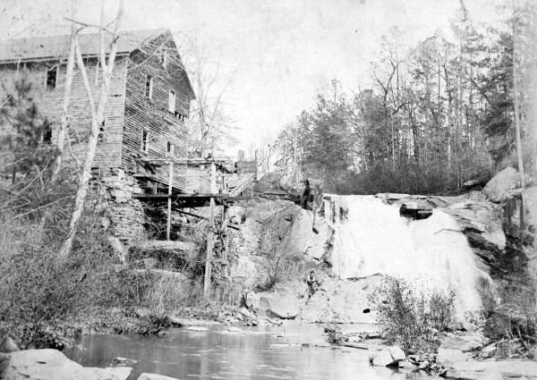 Mill at Blue Spring