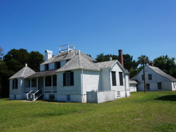 Kingsley Plantation home