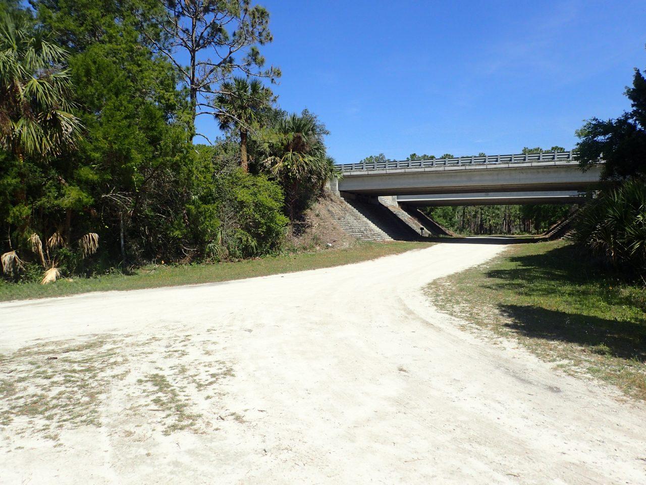 SR 528 underpass