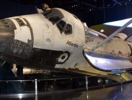 On a Mission with Space Shuttle Atlantis