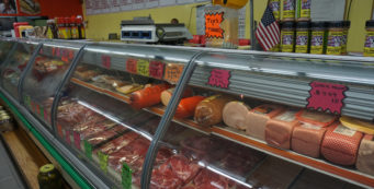 Mims Family Meat Market deli