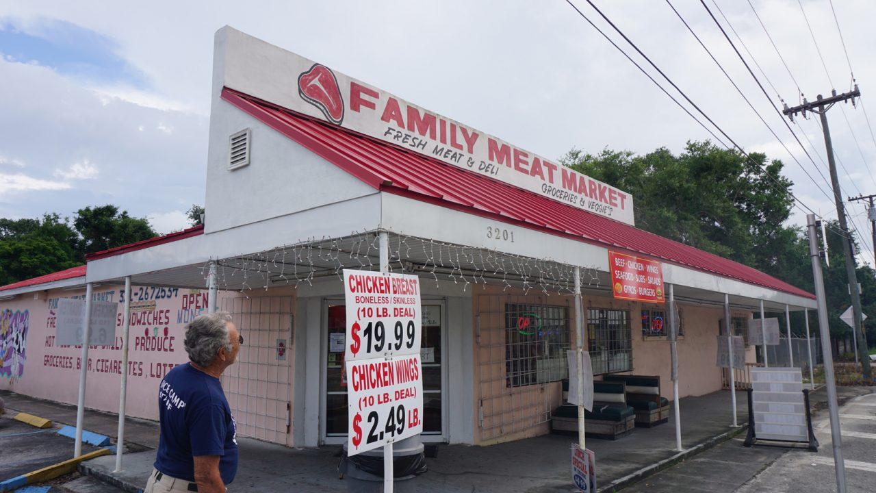 Family Meat Market in Mims