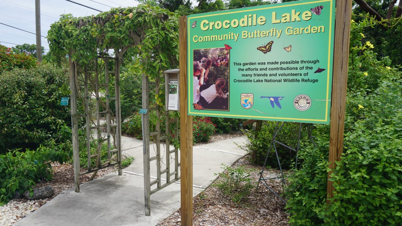 Crocodile Lake NWR