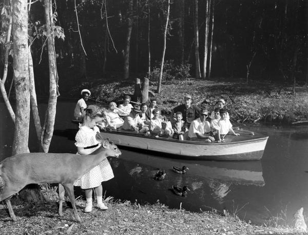 1954 Jungle Cruise De Leon Springs