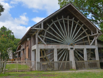 Old Spanish Sugar Mill at De Leon Springs State Park