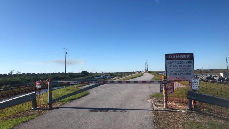 Clewiston Florida Trail closure