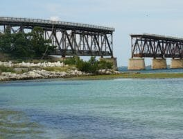 Old Bahia Honda Bridge Trail