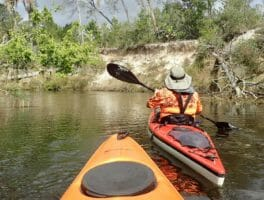 Turkey Creek and the Space Coast Paddlers