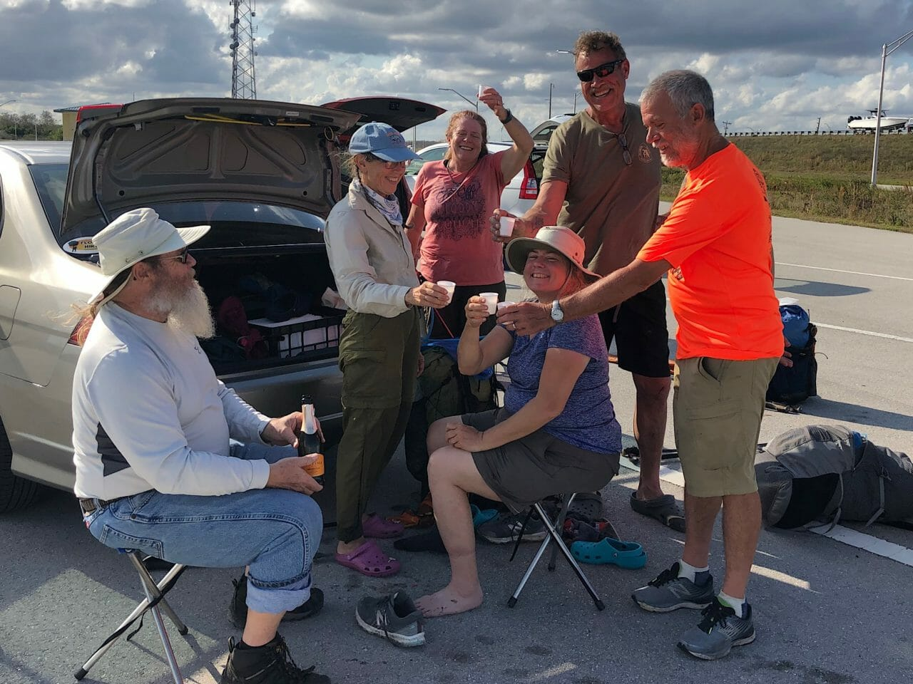 Florida Trail celebration