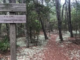 Florida Trail, Eglin