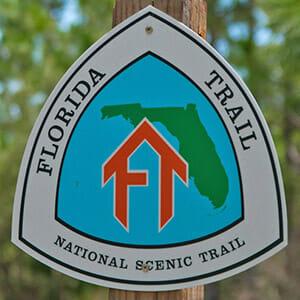 Florida Trail symbol