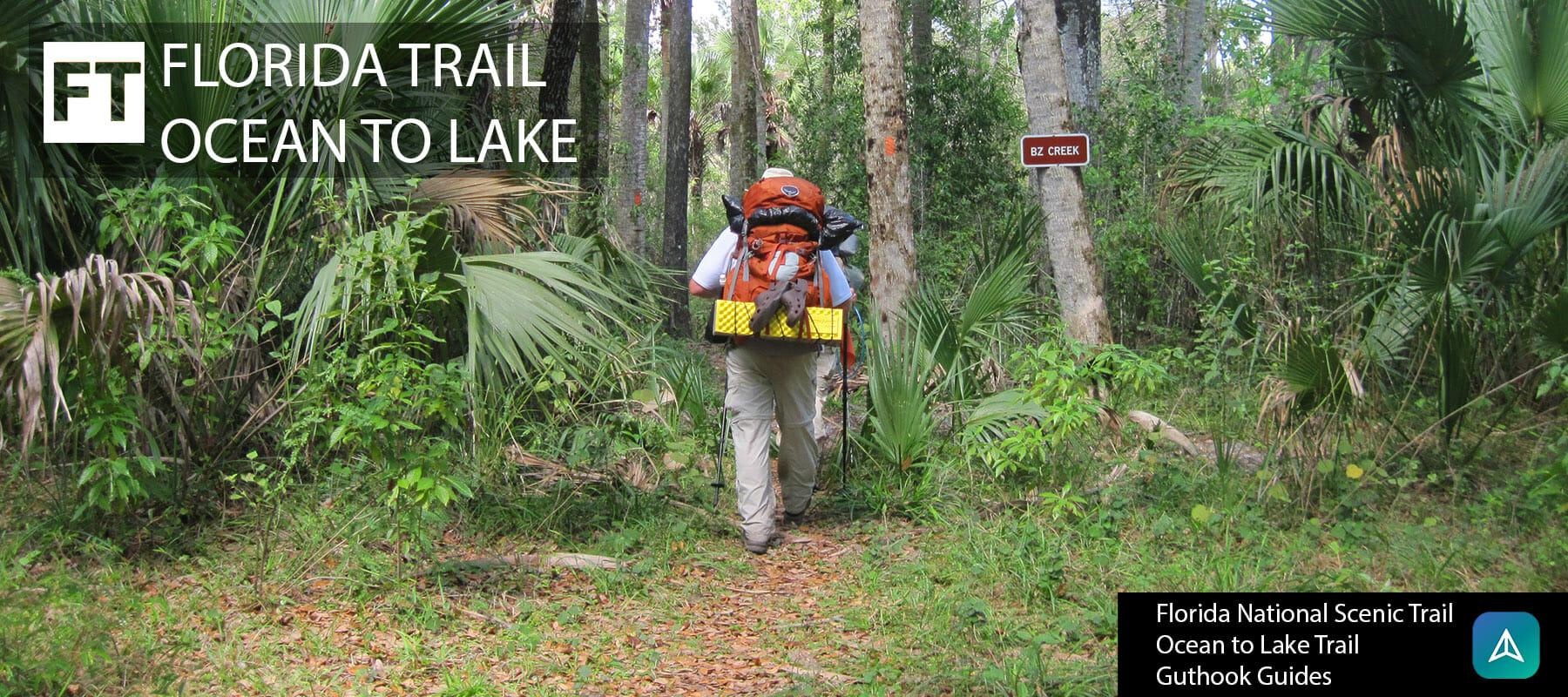 Florida Trail, Ocean to Lake