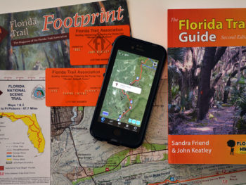 Planning tools for the Florida Trail