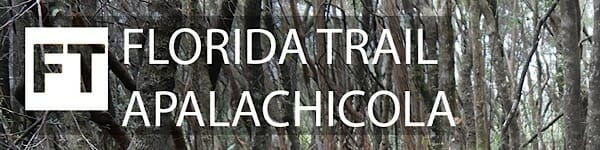 Florida Trail Apalachicola section