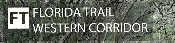 Florida Trail Western Corridor section