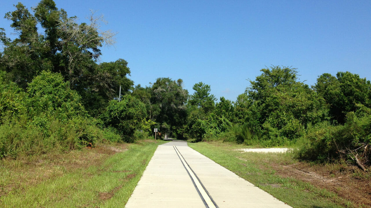 East Central Regional Rail Trail
