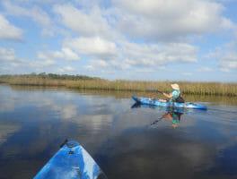 Bayport-Linda Pedersen Paddling Trail