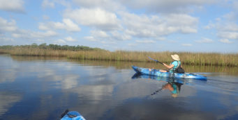 Bayport Coastal Paddling Trail