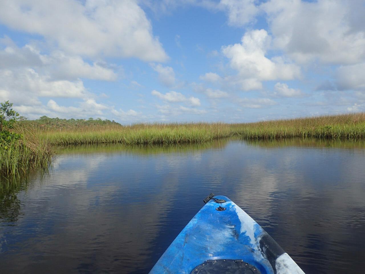 Bayport Coastal Paddling Trail