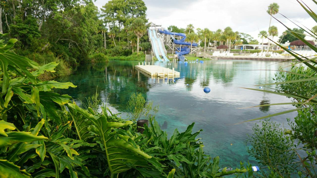 Buccaneer Bay water park