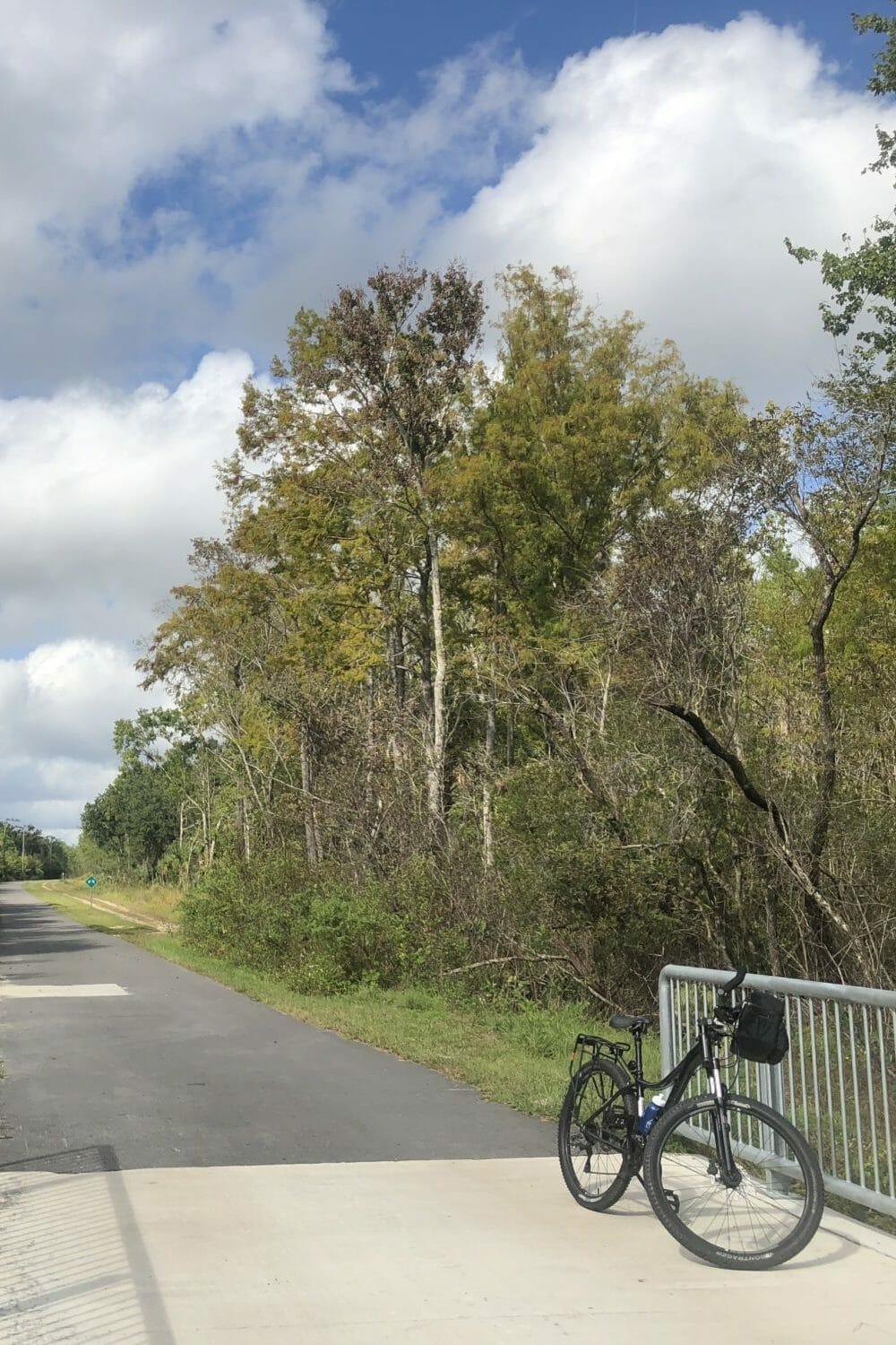 The 16.4-mile Brevard Coast to Coast Trail connects Titusville to Maytown on the longest dedicated paved bike path in the county. It is the eastern end of the state-spanning 250-mile-plus Coast to Coast Trail, which will eventually reach the Atlantic Ocean at Playalinda Beach in Canaveral National Seashore.