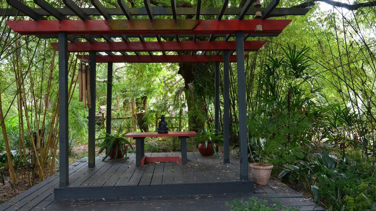 Oriental Tea Garden at Nature Coast Botanical Gardens