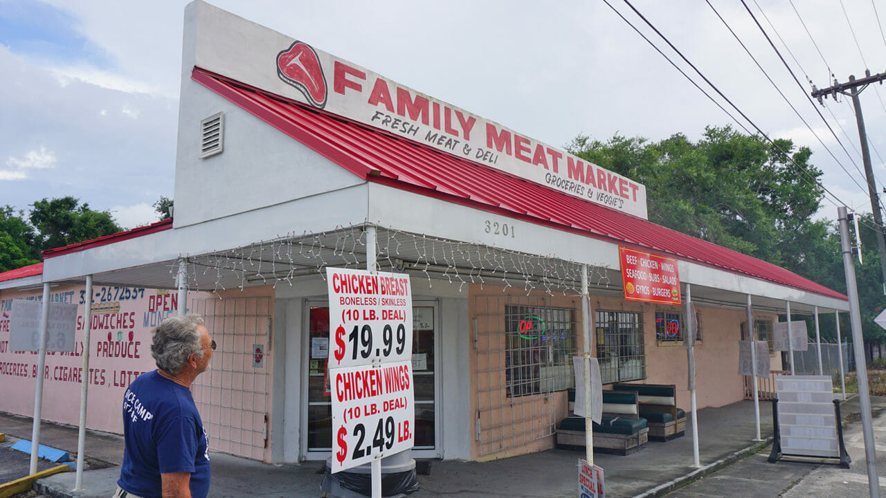 Mims Family Meat Market