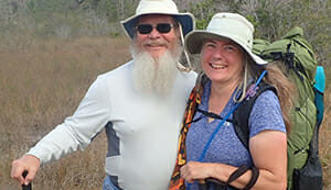 John Keatley and Sandra Friend