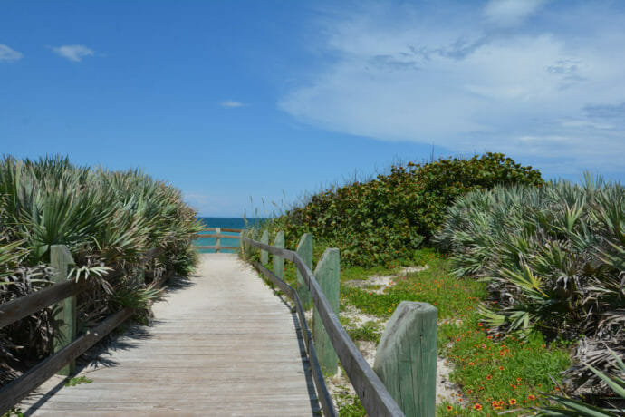 Bonsteel Beach