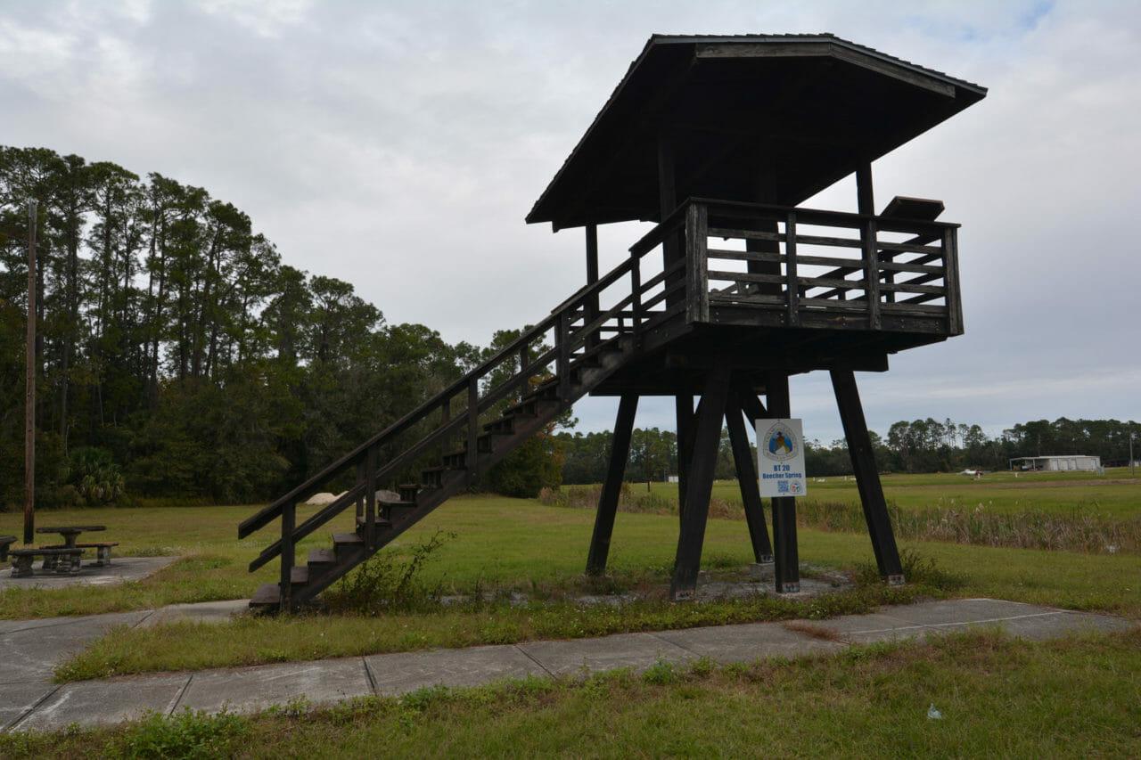 Beecher Run tower