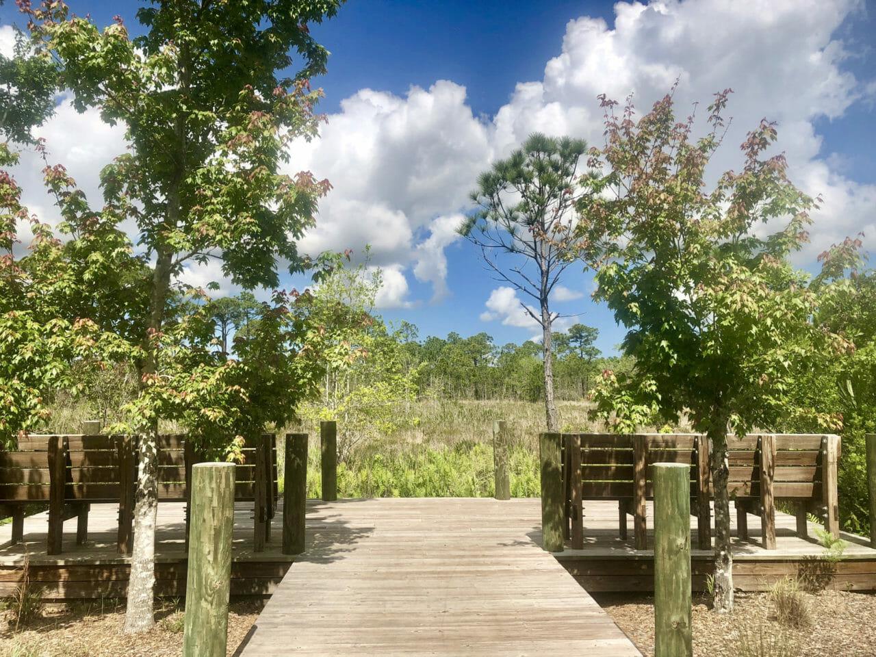 Fellsmere Trailhead Preserve