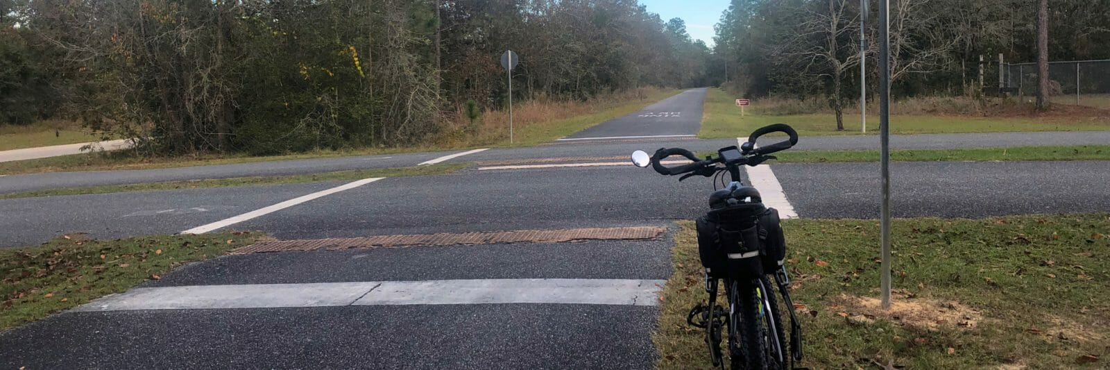 Palatka Lake Butler Trail bike