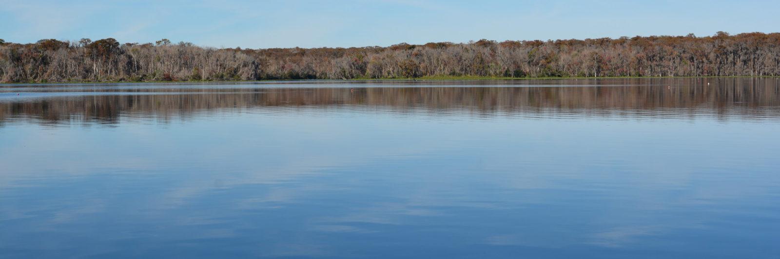 St Johns River at Welaka